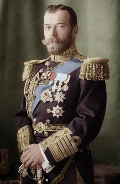 Nicholas II