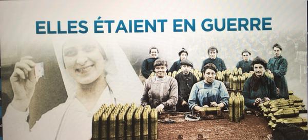 Women At War, 1914 - 1918