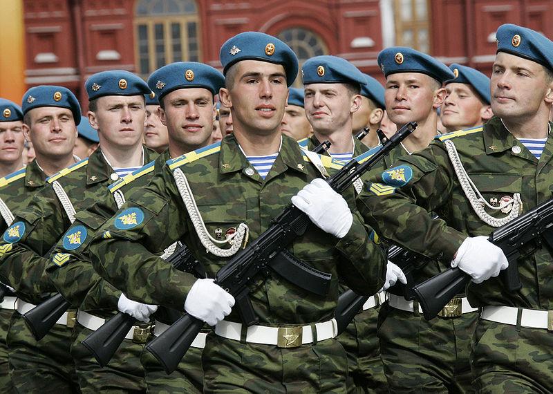 Russian Paras